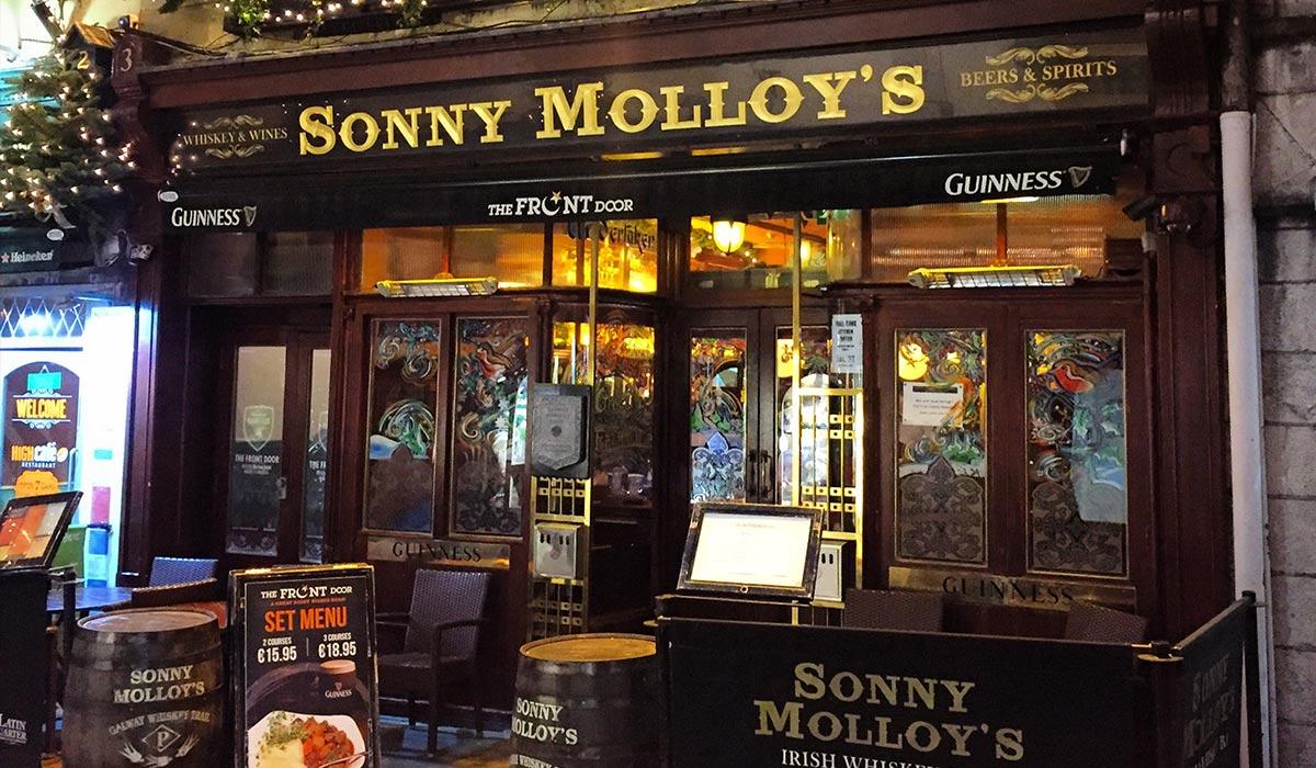 Sonny Molloys Pub